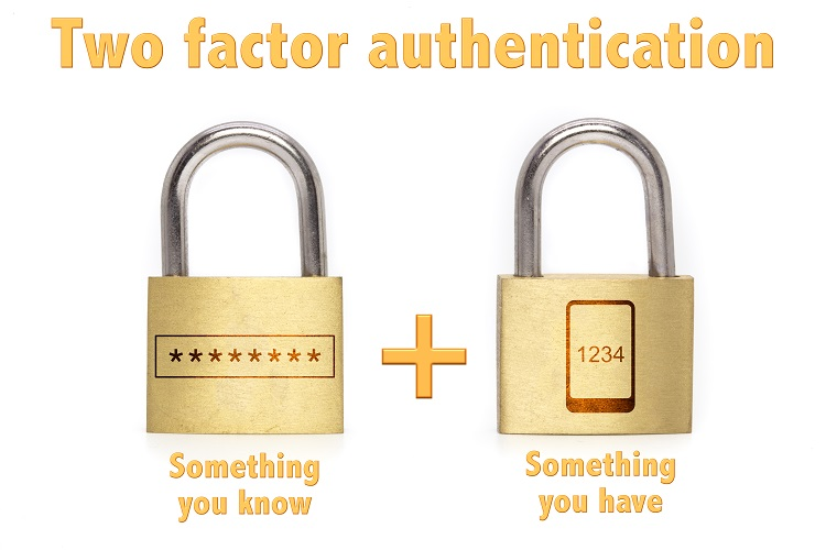 How to set up a new phone with 2 Factor Authentication?